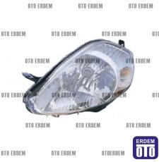 Fiat Grande Punto Far Lambası Sol Komple 51701593