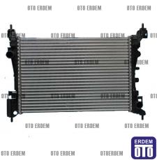 Fiat Grande Punto Motor Su Radyatörü 55700447