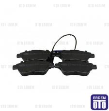 Fiat Idea Ön Fren Balatası TRW 98845078