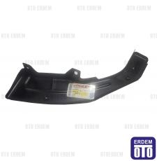 Fiat Linea Arka Tampon Demiri Sol 51809511