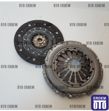 Fiat Linea Baskı Balata Debriyaj Seti 1.4 Tjet 55219388 - 55212224 - 4