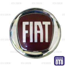 Fiat Linea Büyük Çelenk Arma Kırmızı 735341329