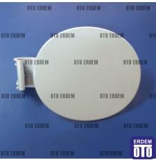 Fiat Linea Depo Dış Kapağı (Beyaz Boyalı) 735438761