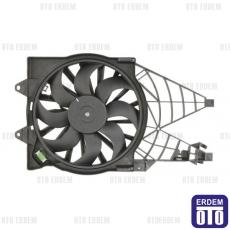Fiat Linea Fan Motoru Ve Davlumbazı 51785226
