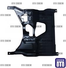 Fiat Linea Karter Muhafazası 52007092T - 3