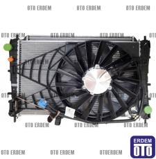 Fiat Linea Motor Su Radyatörü Komple 51795414