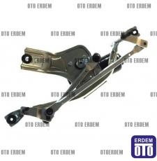 Fiat Linea Ön Cam Silecek Motoru Mekanizmalı 51753759 - 2