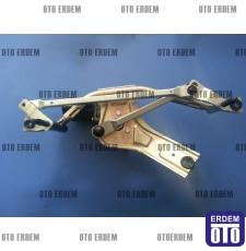 Fiat Linea Ön Cam Silecek Motoru Mekanizmalı 51753759 - 5