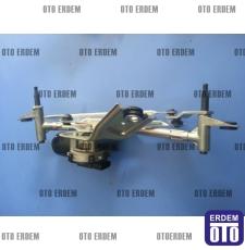 Fiat Linea Ön Cam Silecek Motoru Mekanizmalı 51753759 - 7