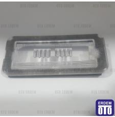 Fiat Linea Plaka Lambası Camı 51800482 - 2