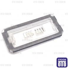 Fiat Linea Plaka Lambası Camı 51800482