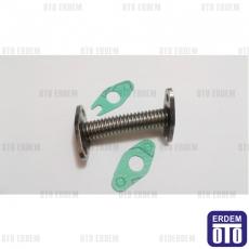 Fiat Linea Turbo Yağlama Borusu 55195668T