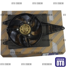 Fiat Marea Fan Motoru Orjinal 46550402 - 7762669 - 2