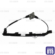 Fiat Palio Arka Cam Krikosu Sol Mekanik 46446911