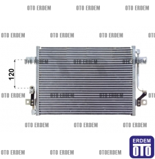 Fiat Palio Klima Radyatörü  46766594