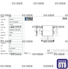 Fiat Palio Klima Radyatörü  46766594 - 3