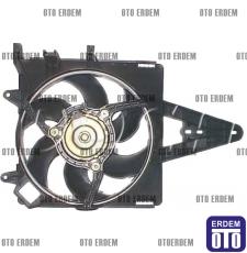 Fiat Palio Klimalı Fan Motoru 46449101