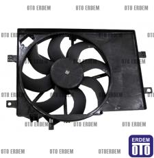 Fiat Palio Klimalı Fan Motoru Komple 51702435