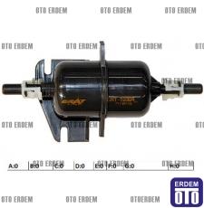 Fiat Palio Yakıt Filtresi 46416684