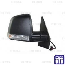 Fiat Pratico Dış Ayna Sağ (Elektrikli - Sensörlü - 8Pin) 735497877