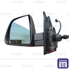 Fiat Pratico Dış Ayna Sağ (Manuel) 735497881