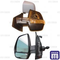 Fiat Pratico Dış Ayna Sol (Manuel - Çift Cam) 735497885