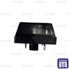 Fiat Pratico Plaka Lambası 1374720080 - 4