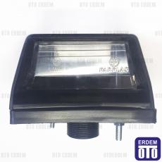 Fiat Pratico Plaka Lambası 1374720080