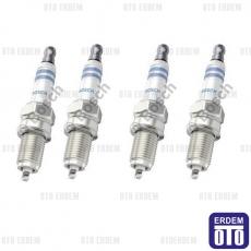 Fiat Punto Buji Takımı Bosch 1.2 16V 46750545B - 2