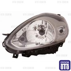 Fiat Punto Evo Far Lambası Sağ Depo 51855638
