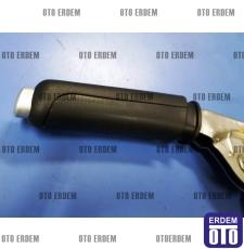 Fiat Punto - Grande Punto El Freni Kolu Tabancası Gri Buton 735480970 - 4