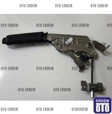 Fiat Punto - Grande Punto El Freni Kolu Tabancası Siyah 735410257