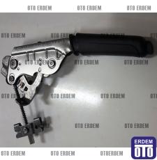 Fiat Punto - Grande Punto El Freni Kolu Tabancası Siyah 735410257 - 2
