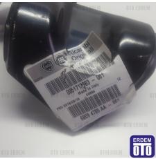 Fiat Punto Ön Çamurluk Bağlantı Braketi Sağ 51713983 - 3