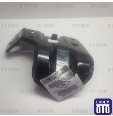 Fiat Punto Ön Çamurluk Bağlantı Braketi Sağ 51713983 - 4