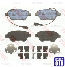 Fiat Punto Ön Fren Balatası TRW 77365543