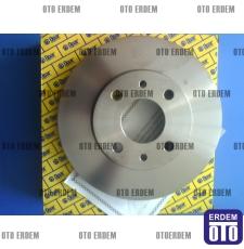 Fiat Punto Ön Fren Disk Takımı 51749124 - OPAR