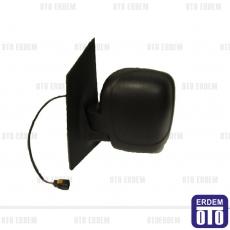Fiat Scudo Dış Sol Ayna (Elektrikli) 8153K9