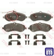 Fiat Scudo Ön Fren Balatası TRW 1.6D 9467548887