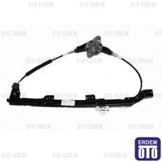 Fiat Siena Arka Cam Krikosu Sol Mekanik 46446911