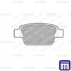 Fiat Stilo Arka Fren Balata Takımı Delphi 71769094