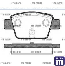 Fiat Stilo Arka Fren Balatası MGA 71769094
