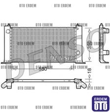 Fiat Stilo Motor Su Radyatörü 1.4 16V 51735217 - 2