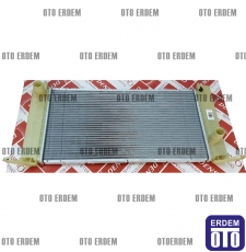 Fiat Stilo Motor Su Radyatörü 1.4 16V 51735217 - 3