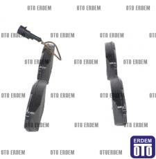 Fiat Stilo Ön Fren Balata Takımı Bosch 55174420B - 2