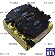 Fiat Stilo Ön Fren Balata Takımı Opar 55174420 - 2