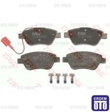 Fiat Stilo Ön Fren Balatası TRW 77362194