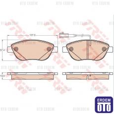 Fiat Stilo Ön Fren Balatası TRW 77365379