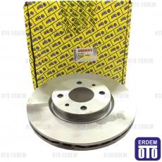 Fiat Stilo Ön Fren Disk Takımı Opar 52015293