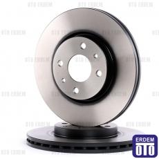 Fiat Stilo Ön Fren Disk Takımı TRW 46401356